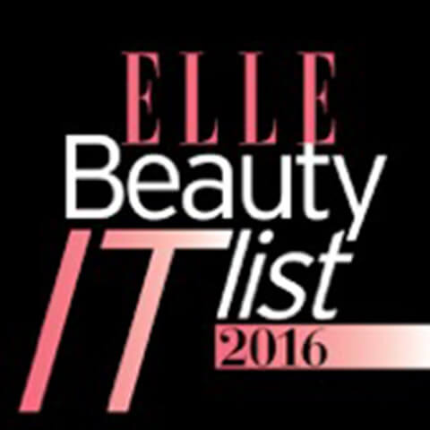 Elle Beauty IT List 2016