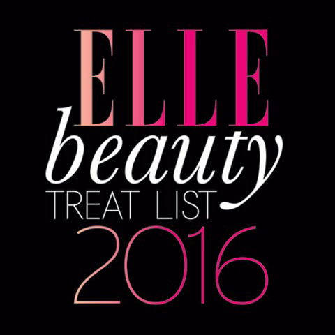 Elle Beauty Treat List 2016