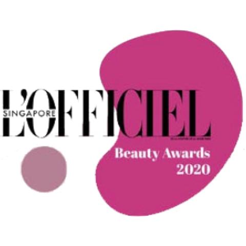 LOfficiel Singapore 2020 Beauty Awards