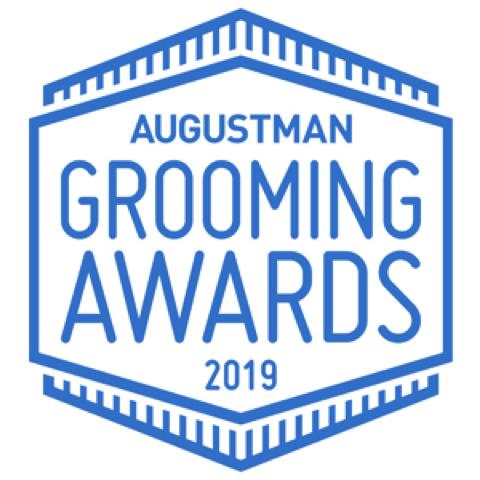 AugustMan Grooming Awards 2019