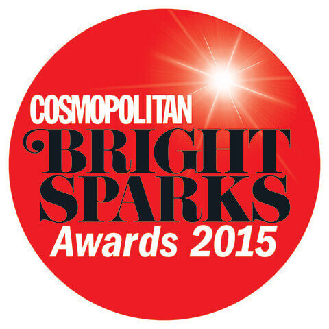 Cosmo Bright Sparks Award 2015