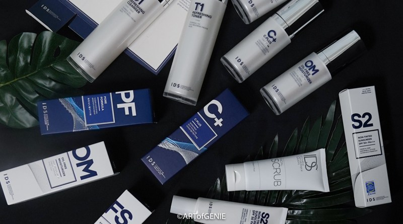 [ oo-foodielicious ] IDS Skincare – Starting a Skincare Routine is not as difficult as it seems – For the love of beautiful skin