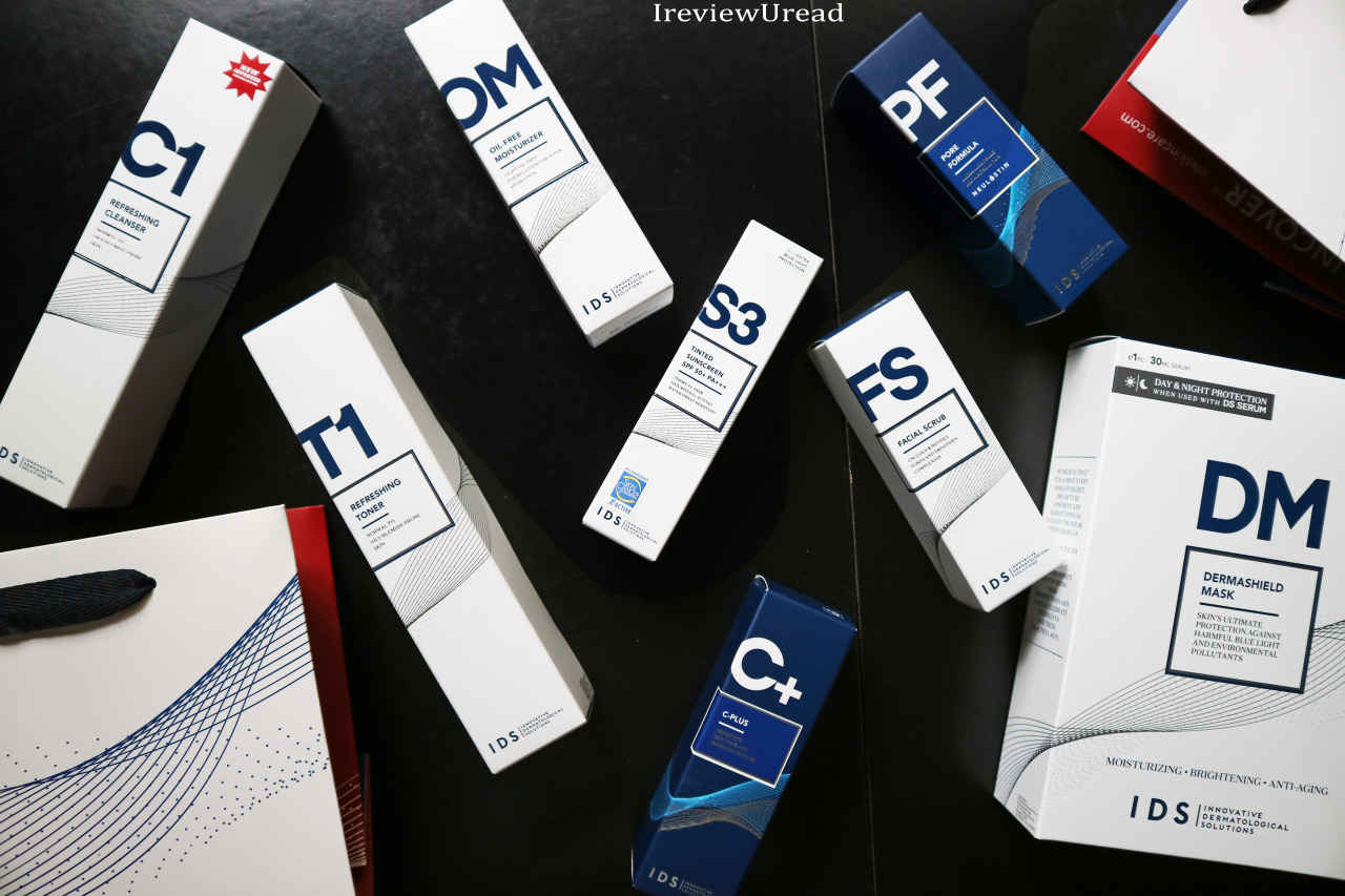 [ Shi Hui ] Personalise your skincare with IDS