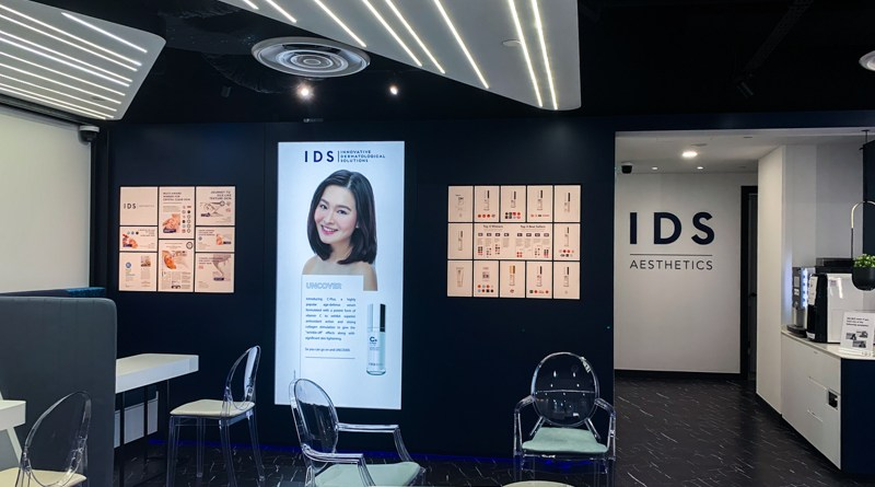 [ oo-foodielicious ] IDS Aesthetics – Hydro Therapeutics Facial Treatment for Bright, Youthful Skin
