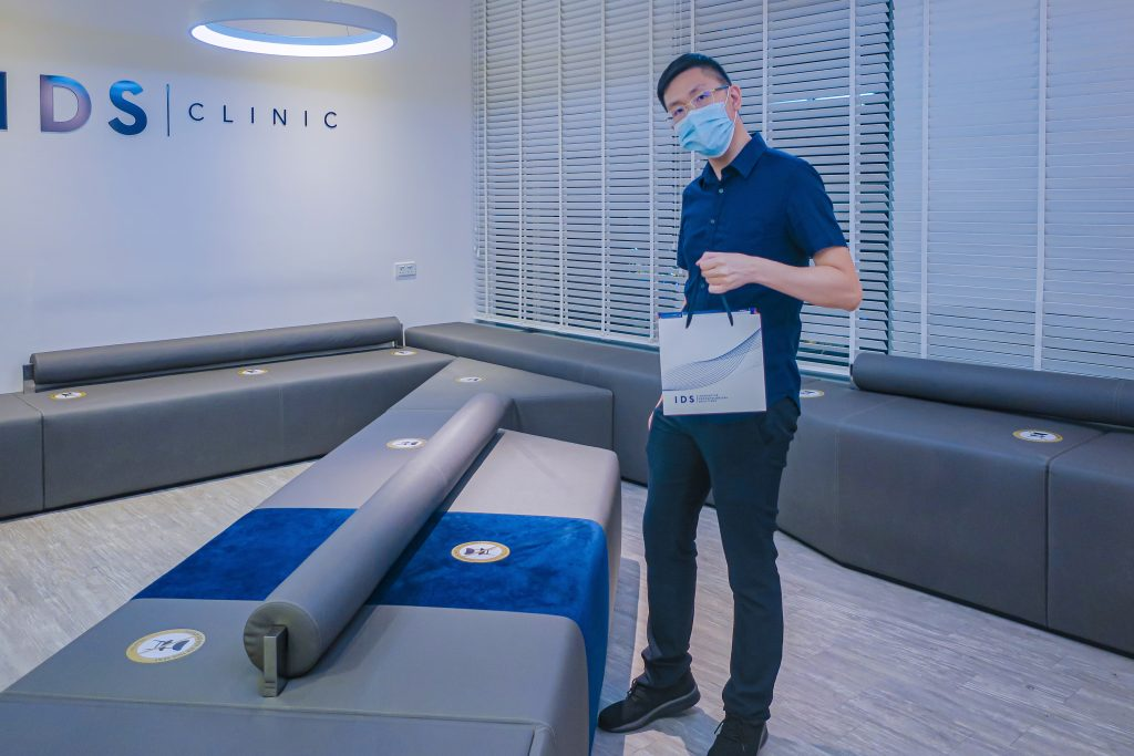 [ Alvin ] IDS Aesthetics Aerolase Laser Treatment Review