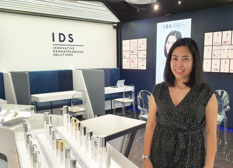 [ Farrah ] IDS Skincare – My First Visit and Skincare Reviews