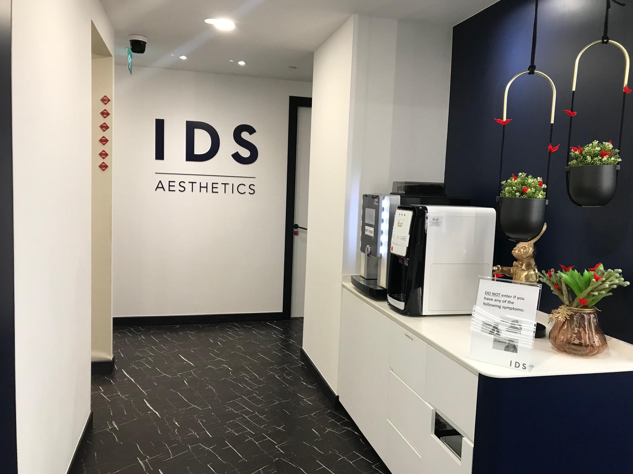 [ Jody Liu ] IDS Journey: The THIRD step to healthier skin is routine Facials
