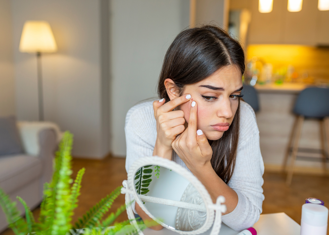 Experts share why you're experiencing acne breakouts during quarantine and how to prep your skin for post-CB