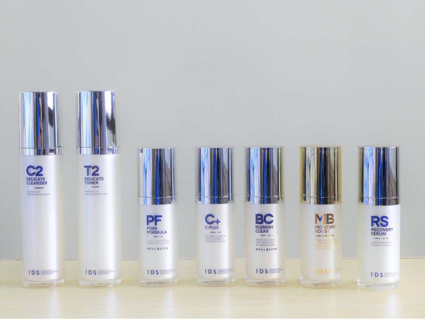 [ Tracy ] My IDS Journey: My Customised Skincare Set from IDS Skincare