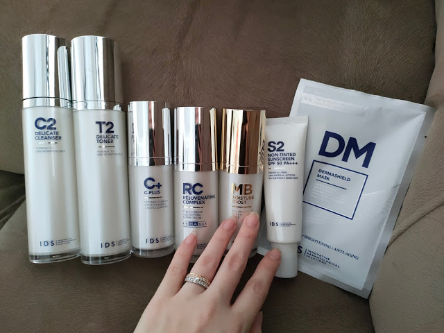 [ Yuhui ] Embarking on a Skincare Journey with IDS Skincare with #idstransformme - First Visit Review