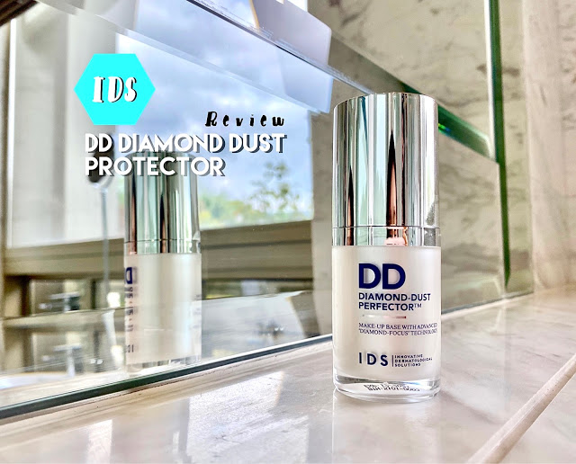 [ Joy ] Review: IDS DD Diamond Dust Perfector | Make up base for mask wearing days