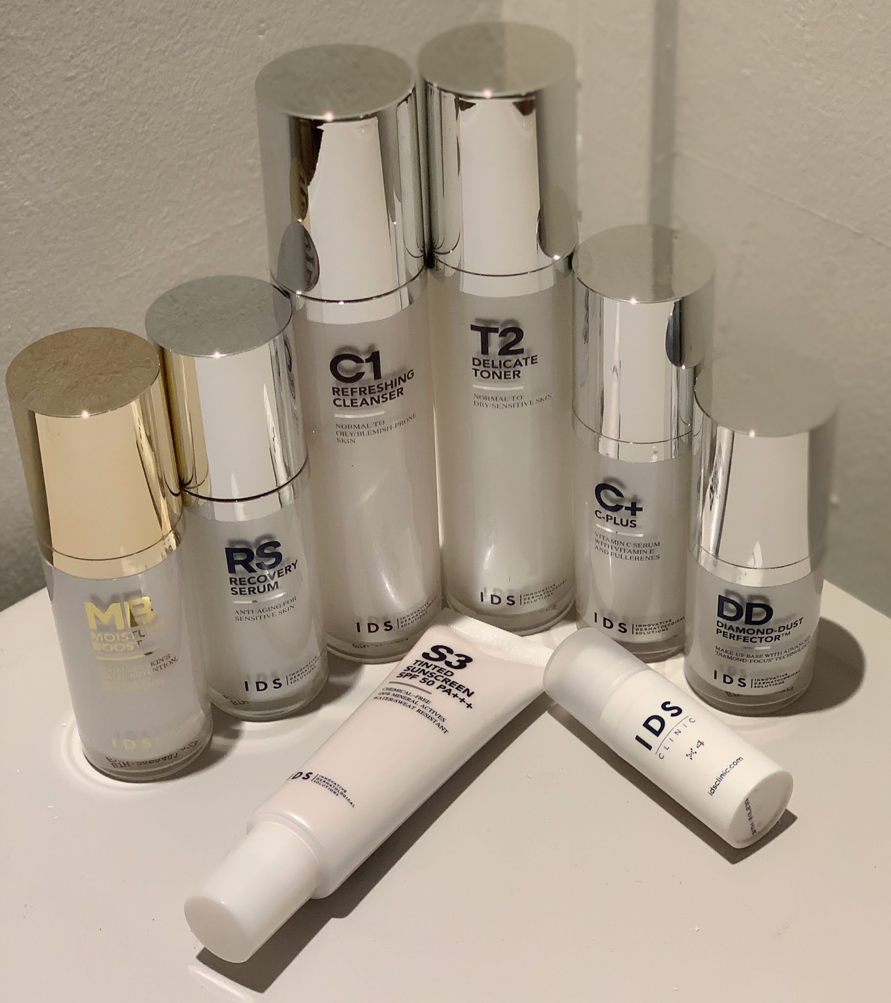 [ Jess Baby ] [part 01] My IDS Journey with IDS - IDS Skincare