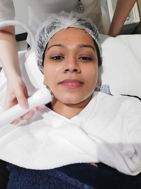Cryo Therapeutics Treatment with Serum