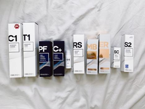 My IDS Skincare Kit. Formulation is potent and mild enough even for sensitive skin.