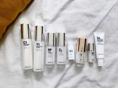 What I'll be using for my morning skincare routine!