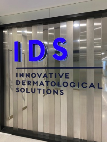 The IDS Flagship is located at International Building.