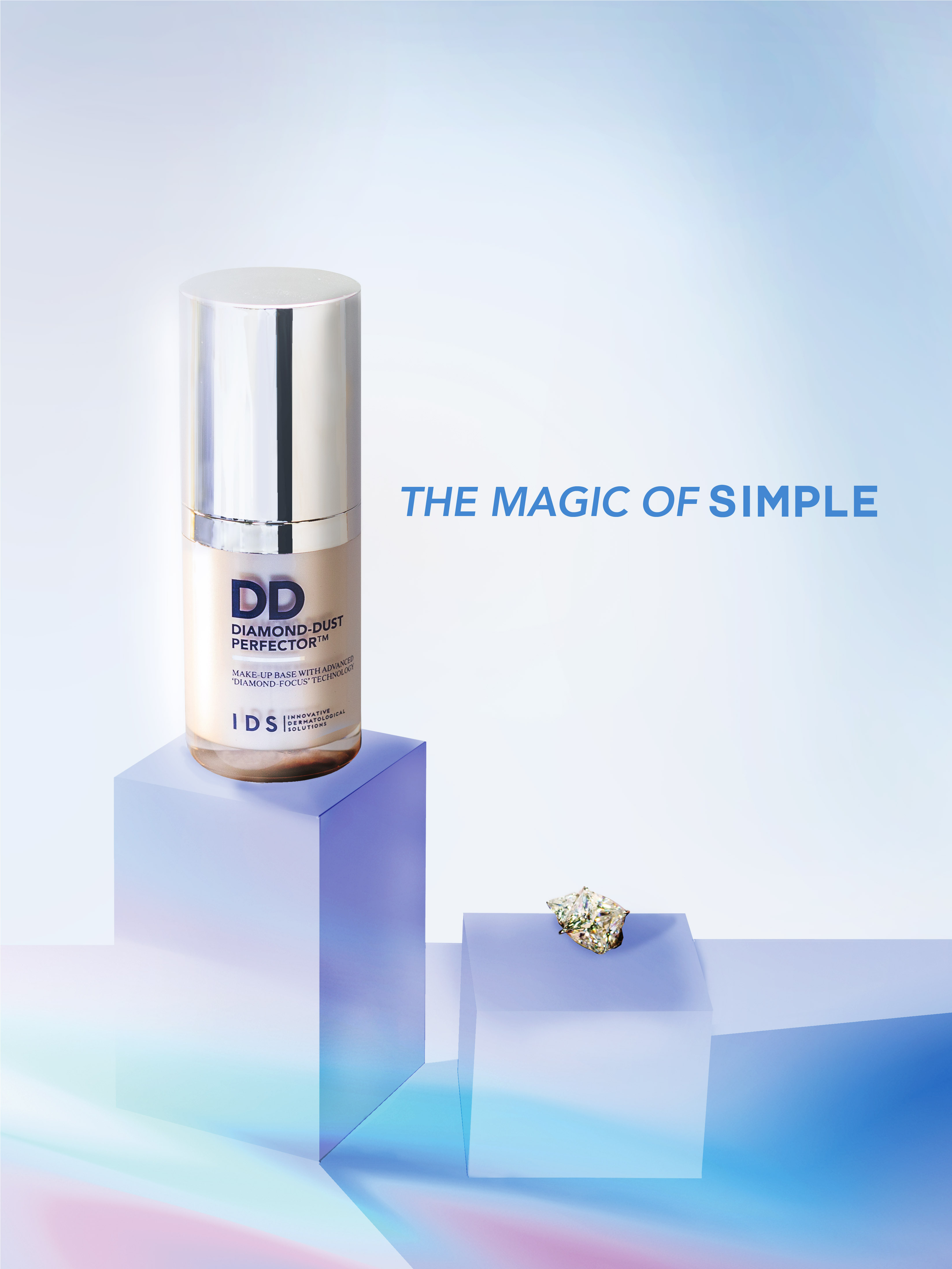 Your Favourite Diamond-Dust Perfector Is Back!