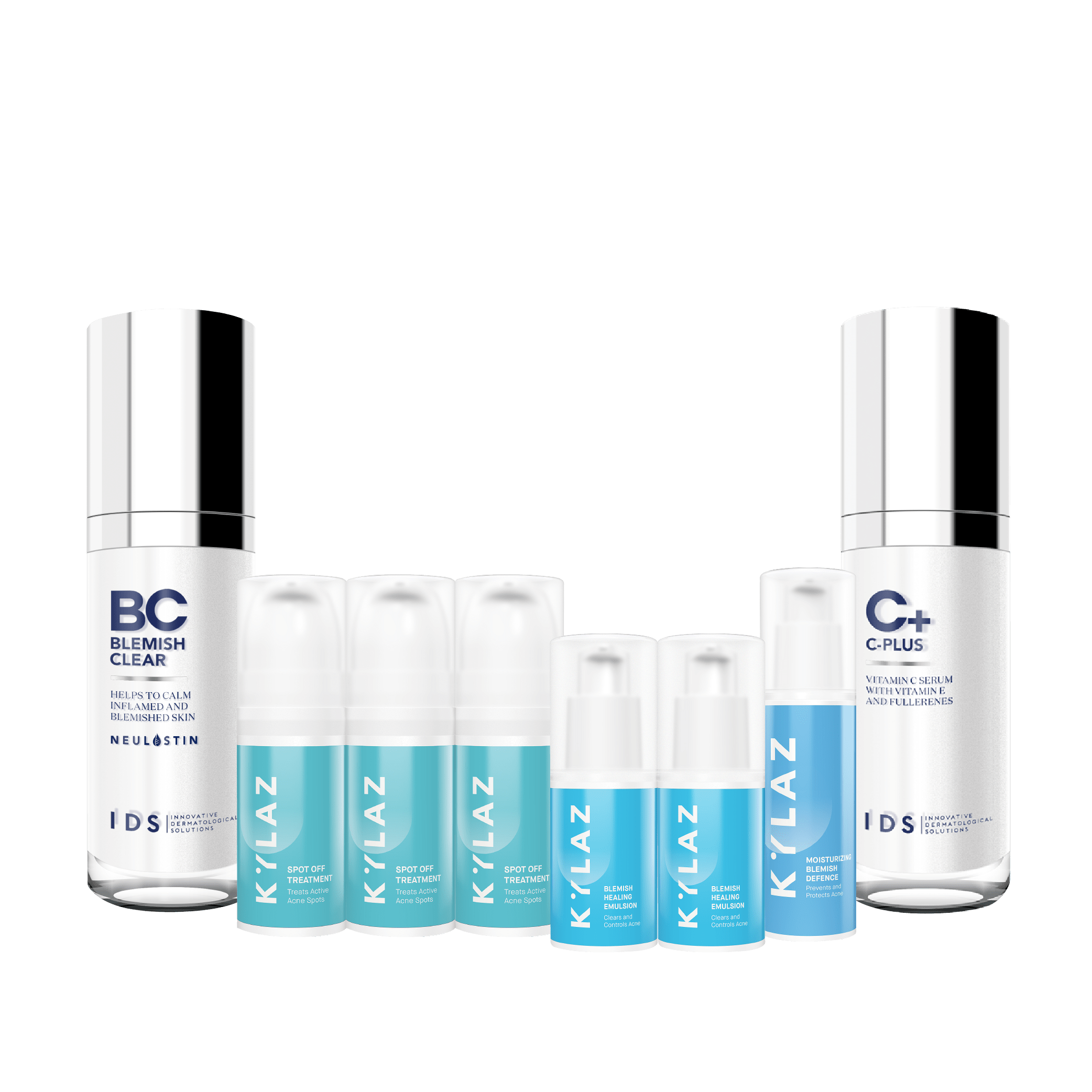 Fast Acting Acne Outbreak Recovery Set
