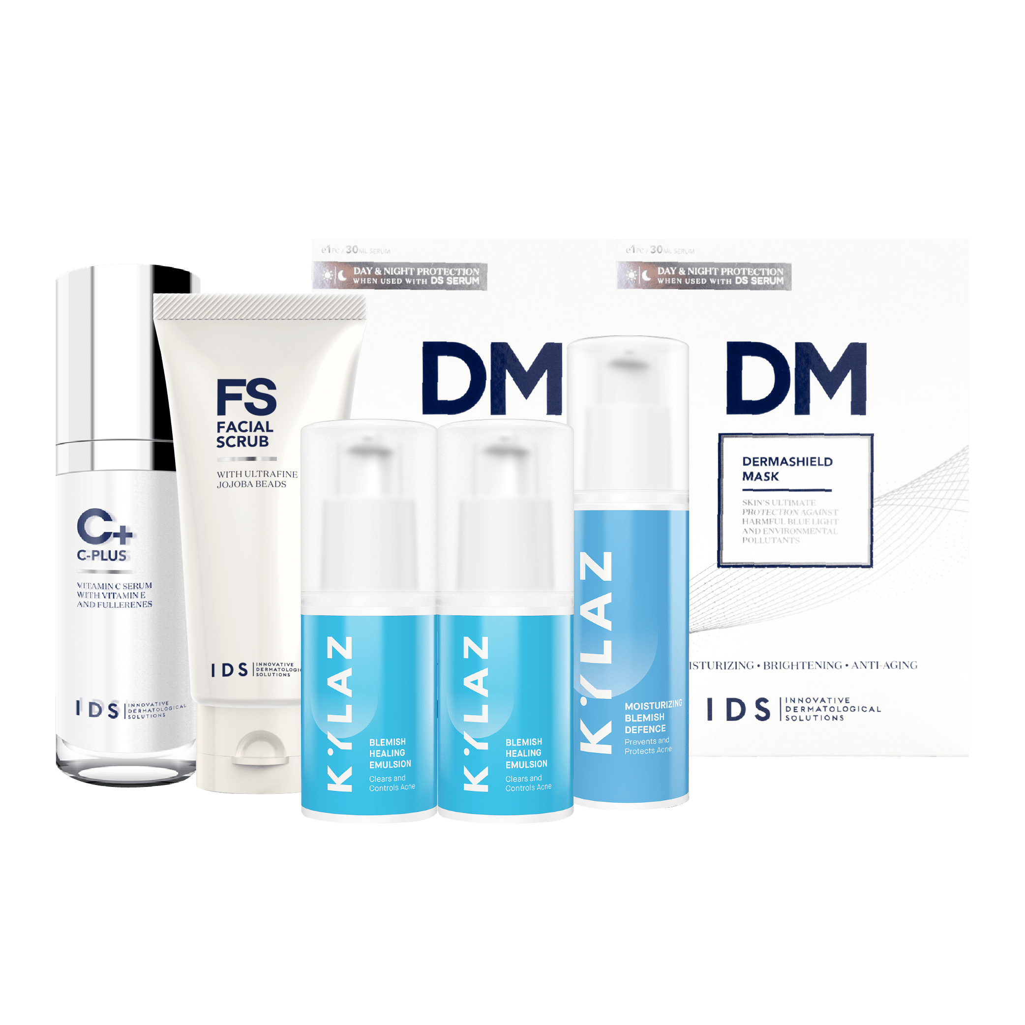 Super Acne Prevention and Recovery Set