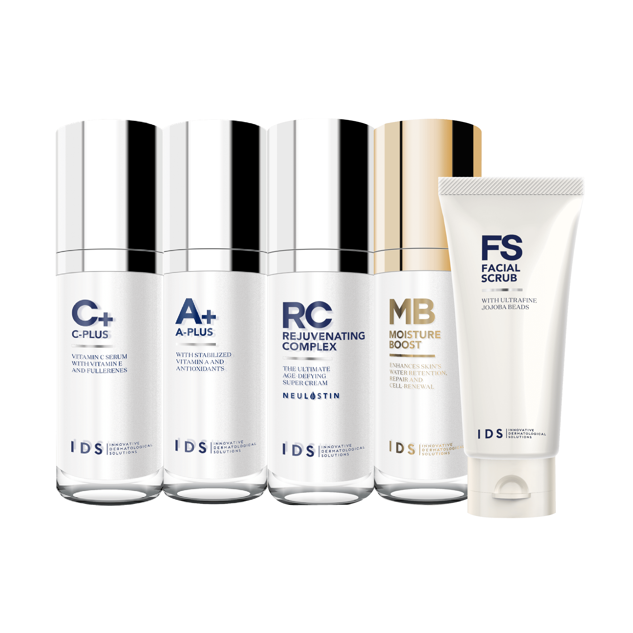 Skin Lift, Glow and Clear Recovery Set