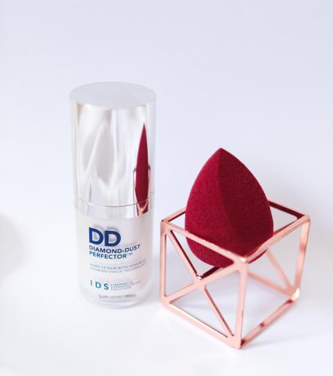 Diamond Dust & Dream Puff (Wine Red)