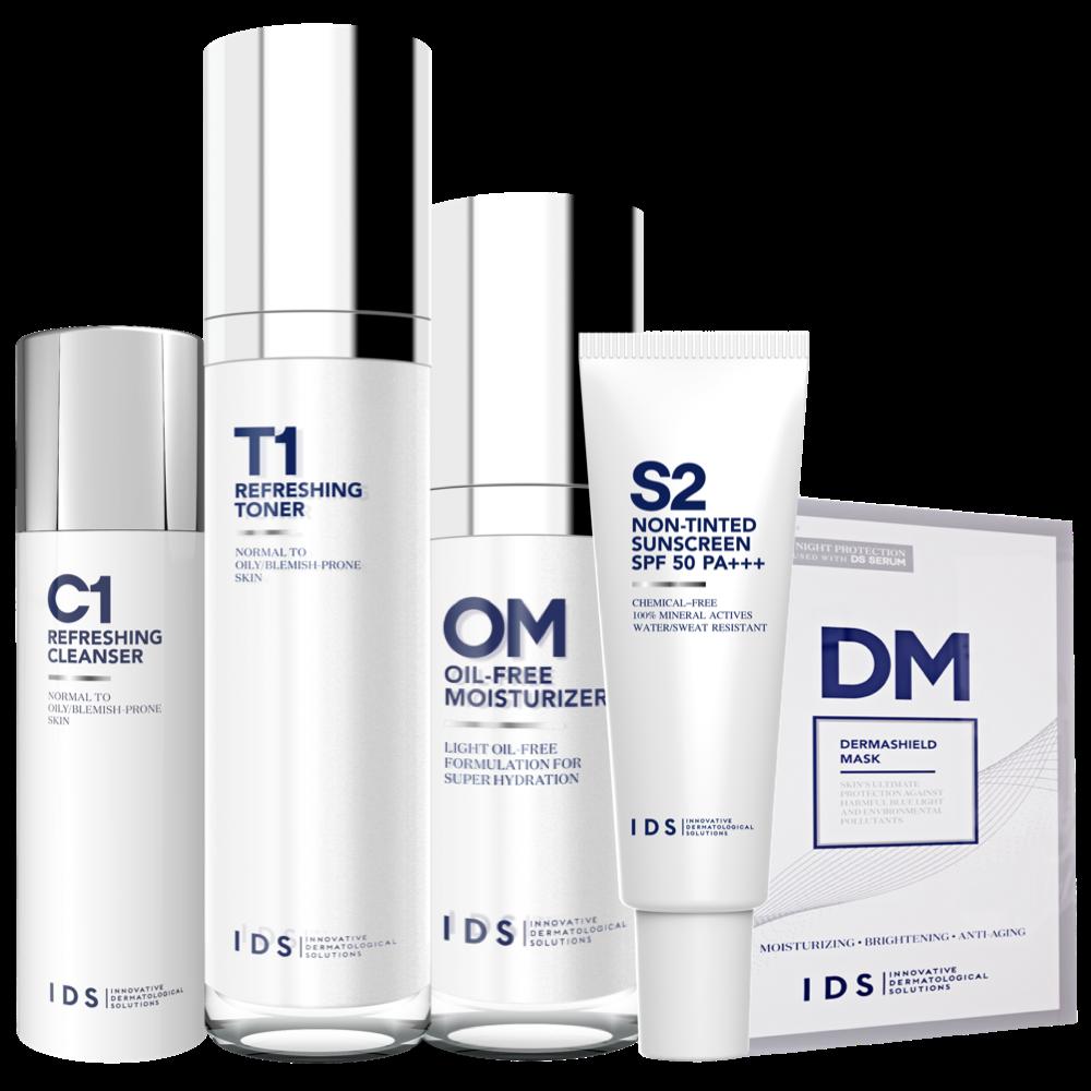 Clear Skin Essentials Welcome Set